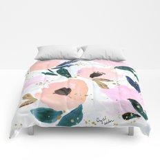 Dreamy Flora Comforters