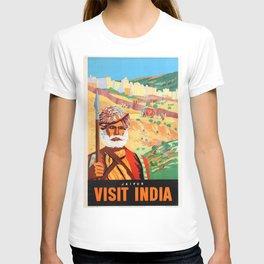 Jaipur the Pink City T-shirt