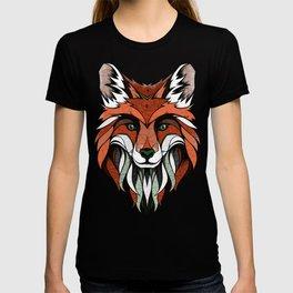 Fox // Colored T-shirt