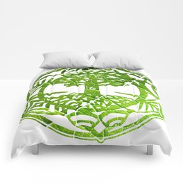 A Voice for Lieth Hill Logo Comforters