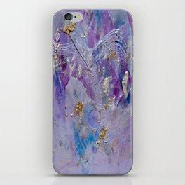 Silver Cloud iPhone Skin
