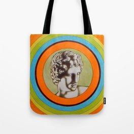 Apollo alla Galleria degli Uffizi Tote Bag