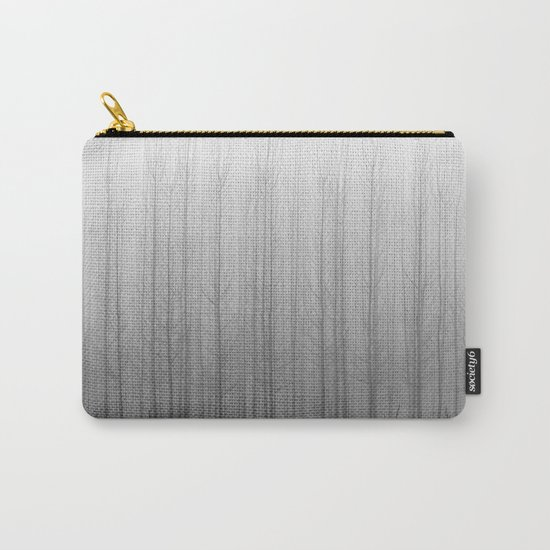 """""""Rectilineorum"""". Bw Carry-All Pouch"""