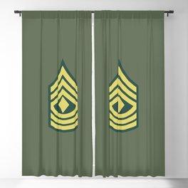 1st Sergeant (OD Green) Blackout Curtain