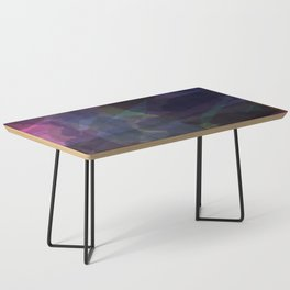 CAMOUFLAGE LILAC Coffee Table