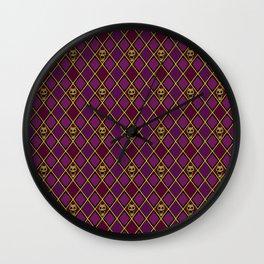 Baitsa Dasuto v.2 Wall Clock