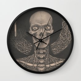 Catharsis Wall Clock