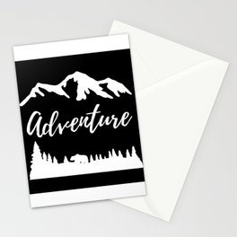 Adventure Mountains Nature Gifts Stationery Cards