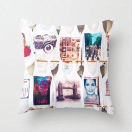 N°738 - 29 05 14 Throw Pillow