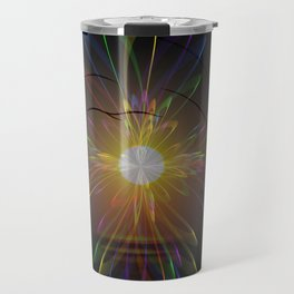 Light and energy - sunset Travel Mug