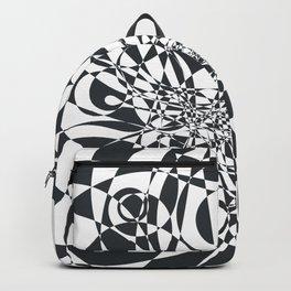 Doodle burst Backpack