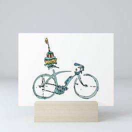 Bicycle Mini Art Print
