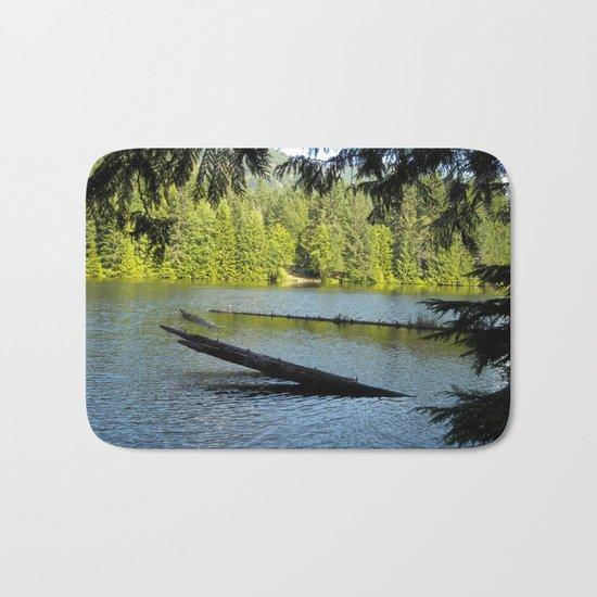 Alice Lake Bath Mat