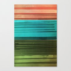 I Want Stripes Canvas Print