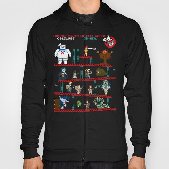 The Real Donkey Puft Hoody