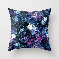 RPE FLORAL X Throw Pillow