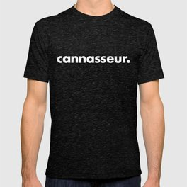 HIGH - Cannasseur - White T-shirt