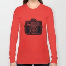 I Still Shoot Film Camera Logo Long Sleeve T-shirt
