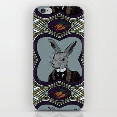 Mr. Rabbit iPhone & iPod Skin