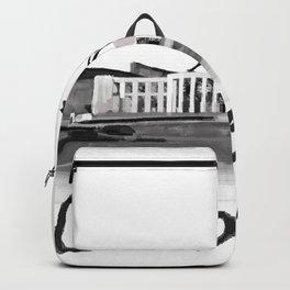 I love Canberra Backpack