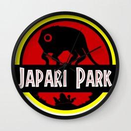 Youkoso Japari Park Wall Clock