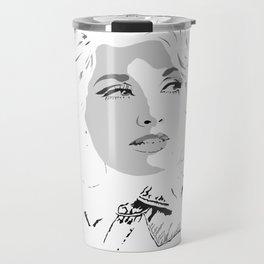 Miss Parton Travel Mug