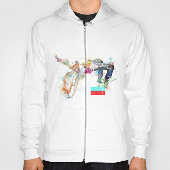 Make a splash! Hoody