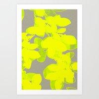 joy Art Prints featuring joy  by Garima Dhawan