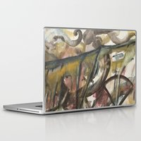 solid Laptop & iPad Skins featuring solid geometry by RS Studio
