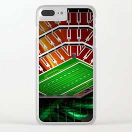 The Michigan Clear iPhone Case