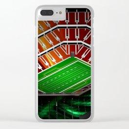 The Michigan Clear iPhone Case