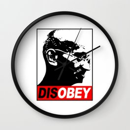 Mahatma Gandhi Civil Disobedience Wall Clock