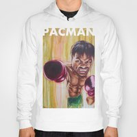 "pac man Hoodies featuring ""Pac Man"" by Basic Lee"