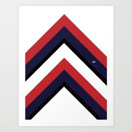 CLASSICO I #minimal #retro #vintage #art #design #kirovair #buyart #decor #home Art Print
