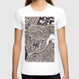 Rustic Style - Koala T-shirt