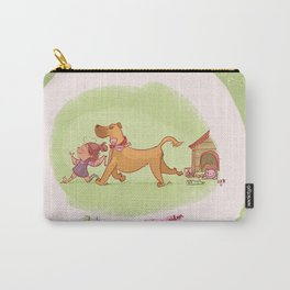 Little neighbor! Pets! Carry-All Pouch