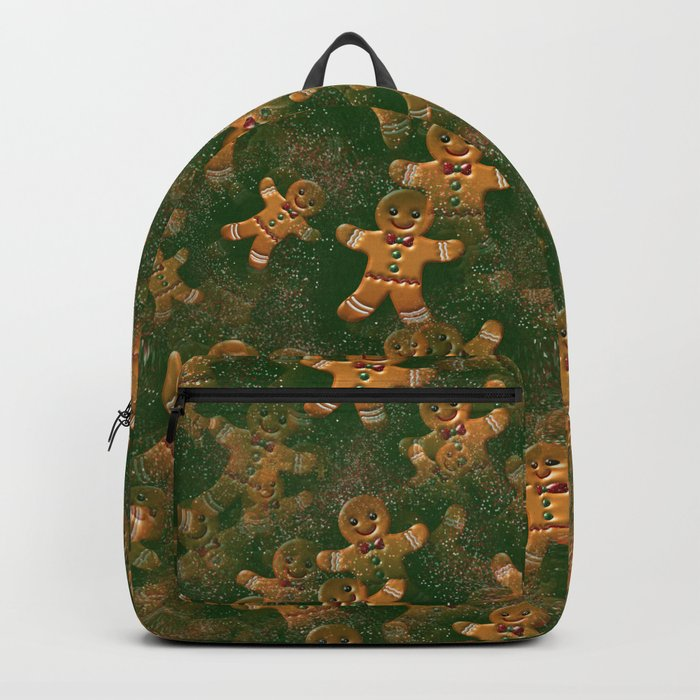 Gingerbread Man Backpack