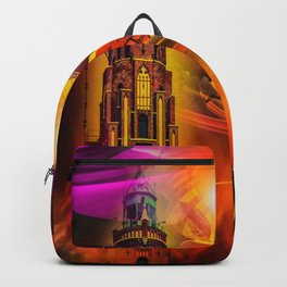 Lighthouse romance Backpack