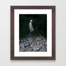 Mooninite Framed Art Print