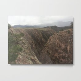 Royal Gorge Colorado Metal Print