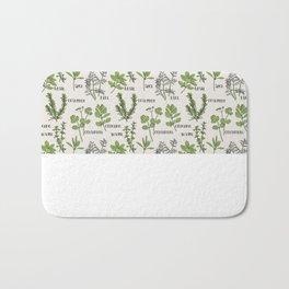Herb and Seasoning Bath Mat