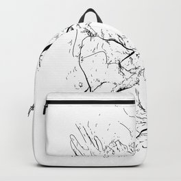 Life is Yesterday Backpack