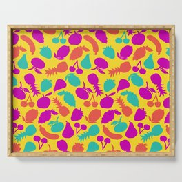 Fruit Salad (multi-colored) Serving Tray
