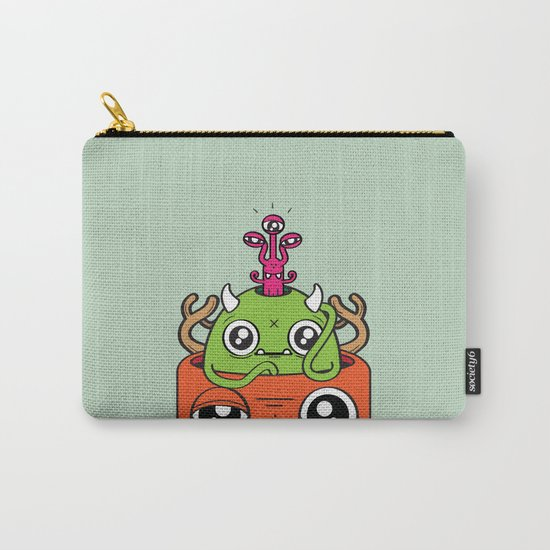 Monster Mind Carry-All Pouch