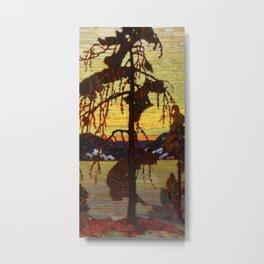 Tom Thomson - The Jack Pine Metal Print