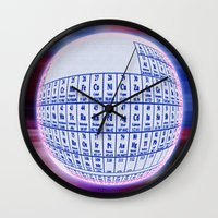 periodic table Wall Clocks featuring The Periodic Table of Elements -  Science  by MissMello