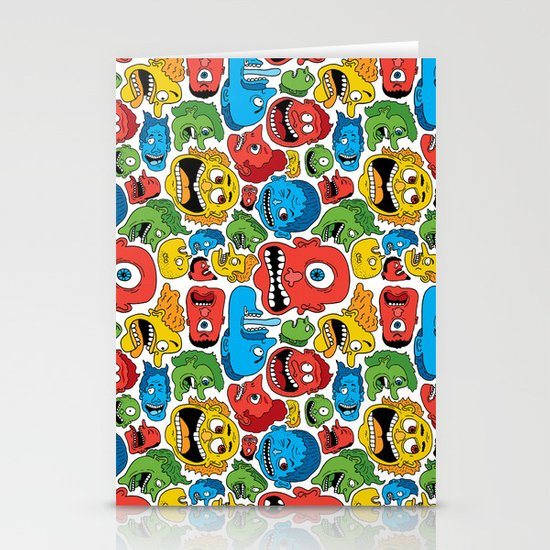 Creeps Stationery Cards