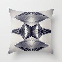 transformer Throw Pillows featuring tRansformeR by Dirk Wuestenhagen Imagery