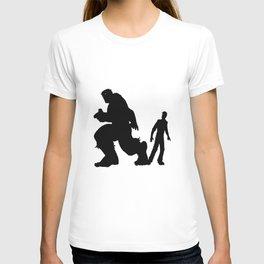 Banner-Hulk T-shirt