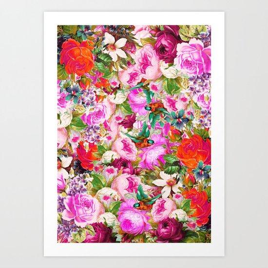 Nectar #society6 #decor #buyart Art Print